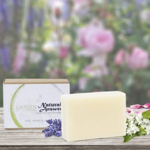 Natuurlijke conditioner bar vrouwen - Roos, Jasmijn, Lavendel - Garden of Flowers